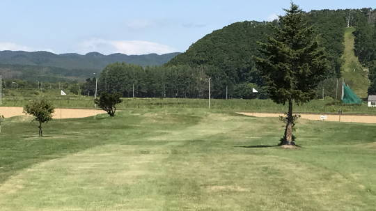 うらほろパークゴルフコース (16)