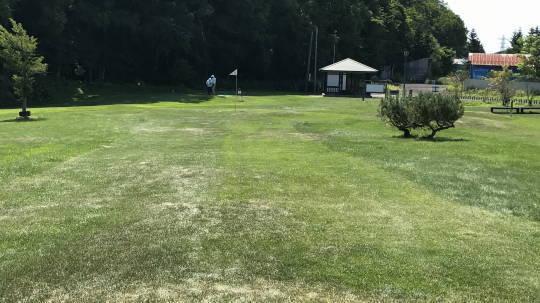 うらほろパークゴルフコース (17)