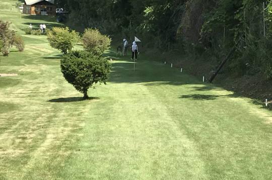 うらほろパークゴルフコース (22)