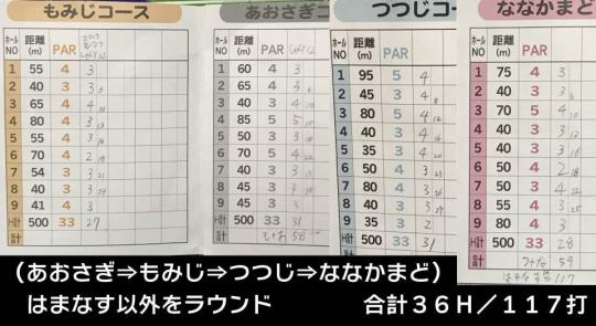 うらほろパークゴルフコース (23)