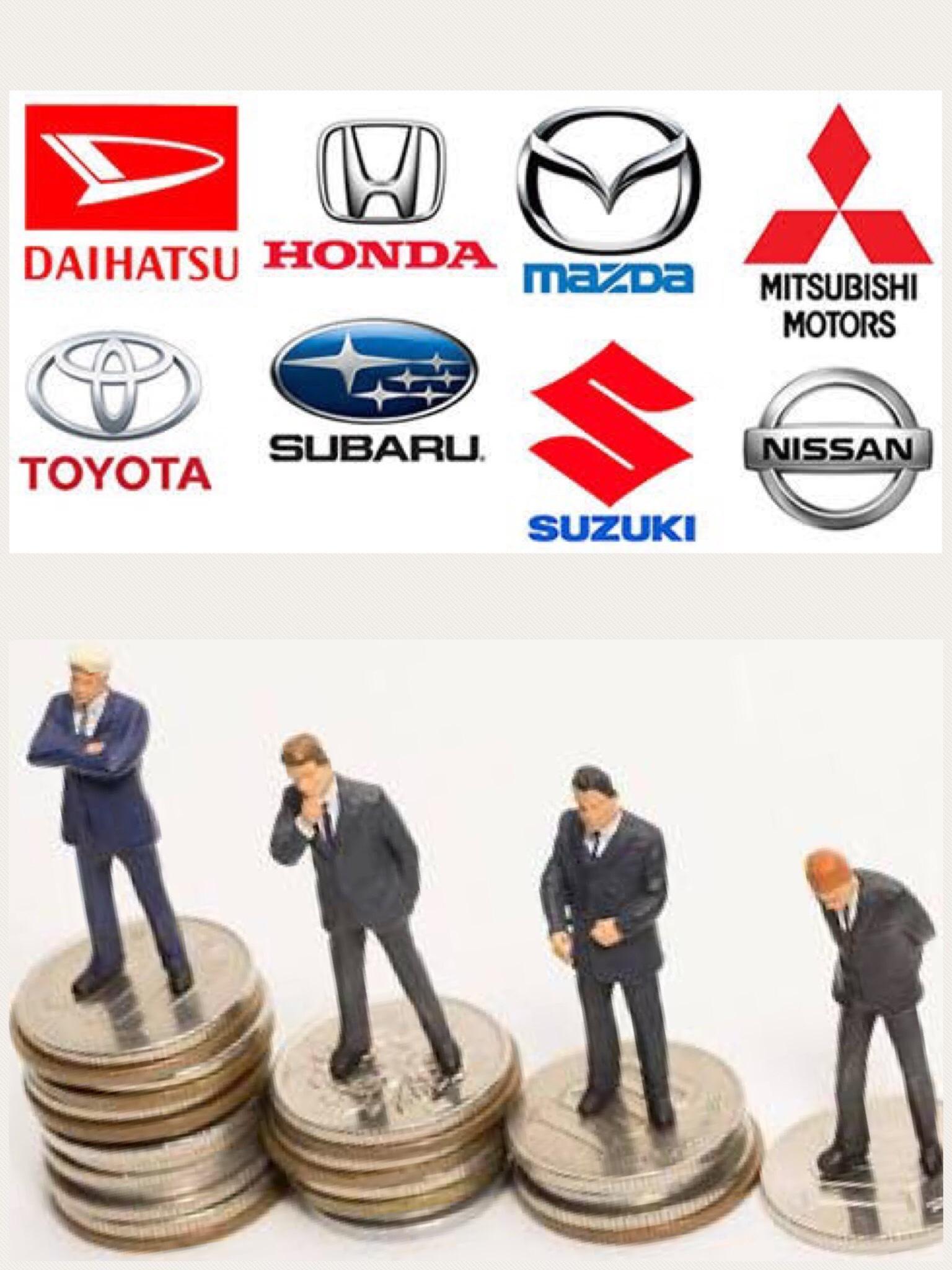 最新!年収比較】自動車メーカー平均779万円