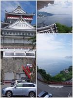 熱海城に行ってみた