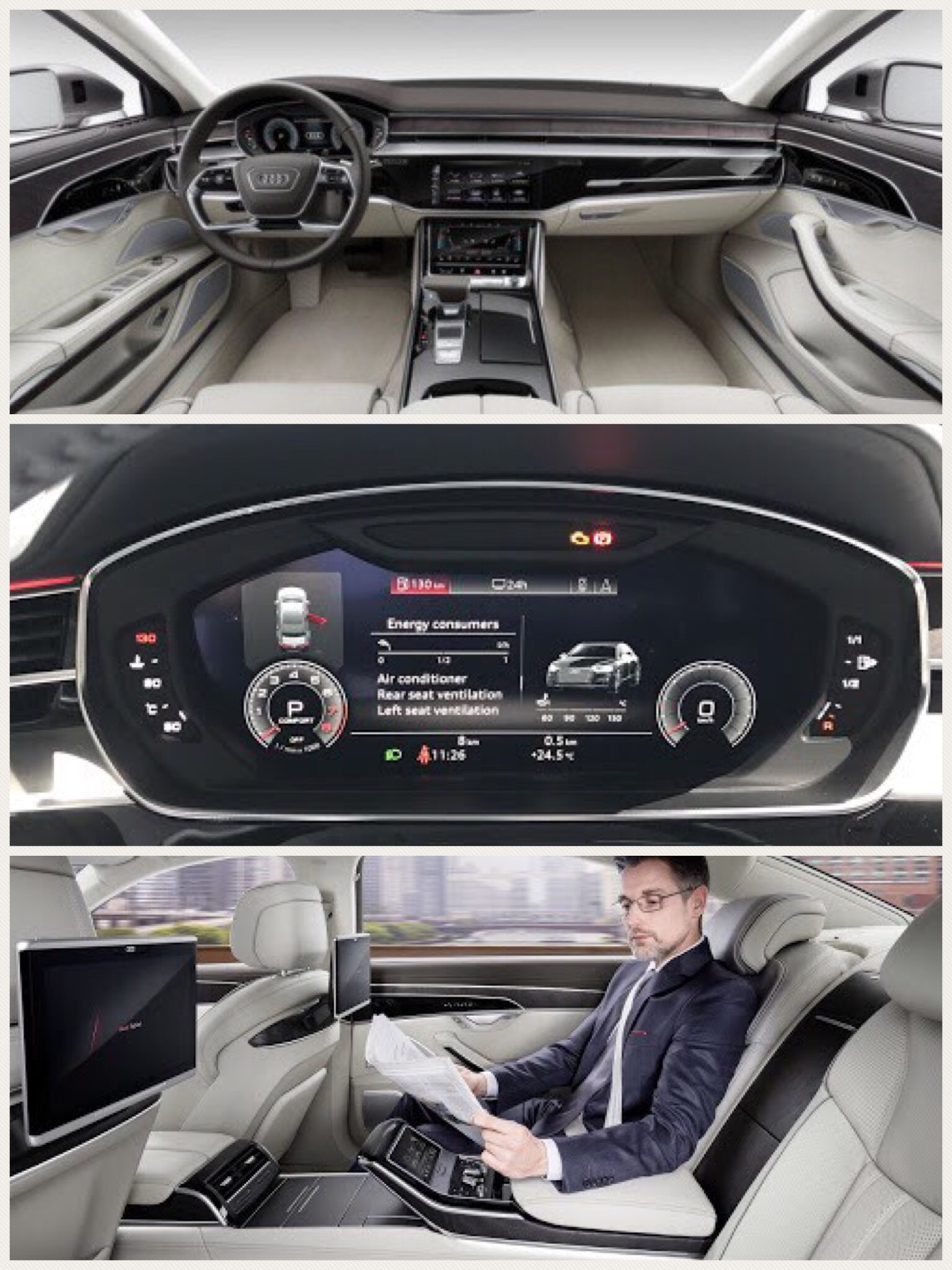 AUDI アウディ 新型A8