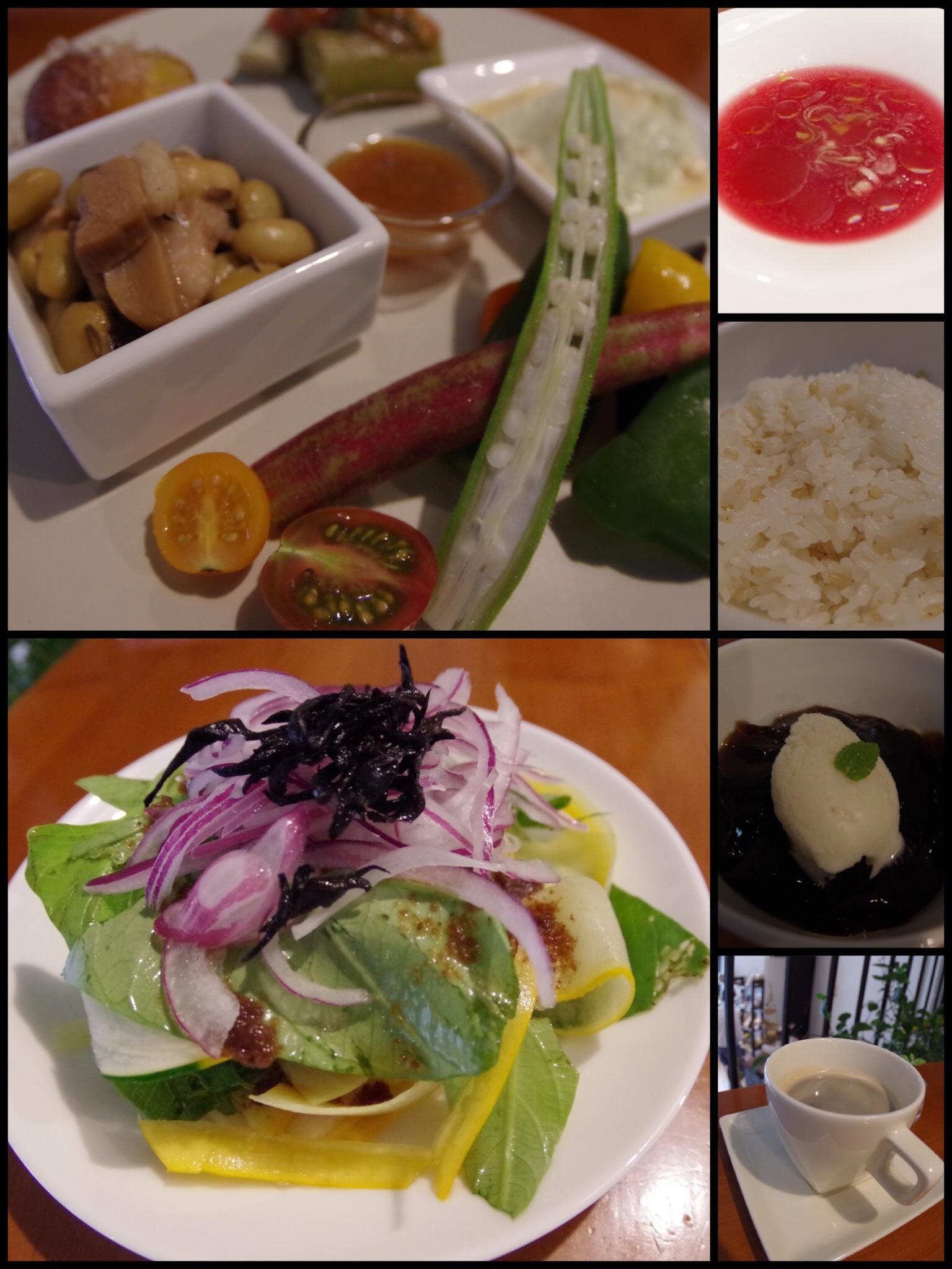 熱海 自然食 レストラン REFS レフズ