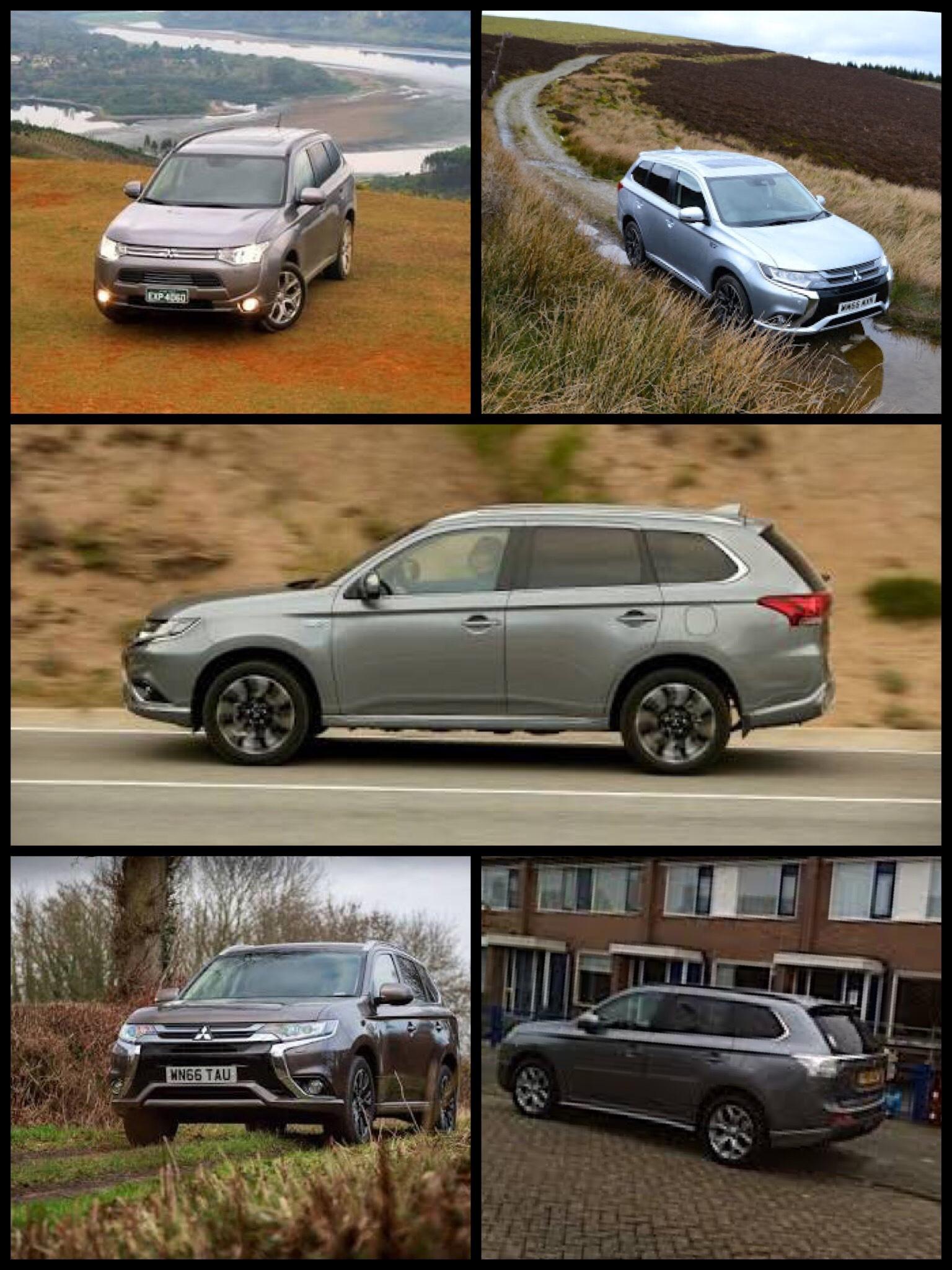 世界の三菱アウトランダーPHEV global Mitsubishi Outlander phev