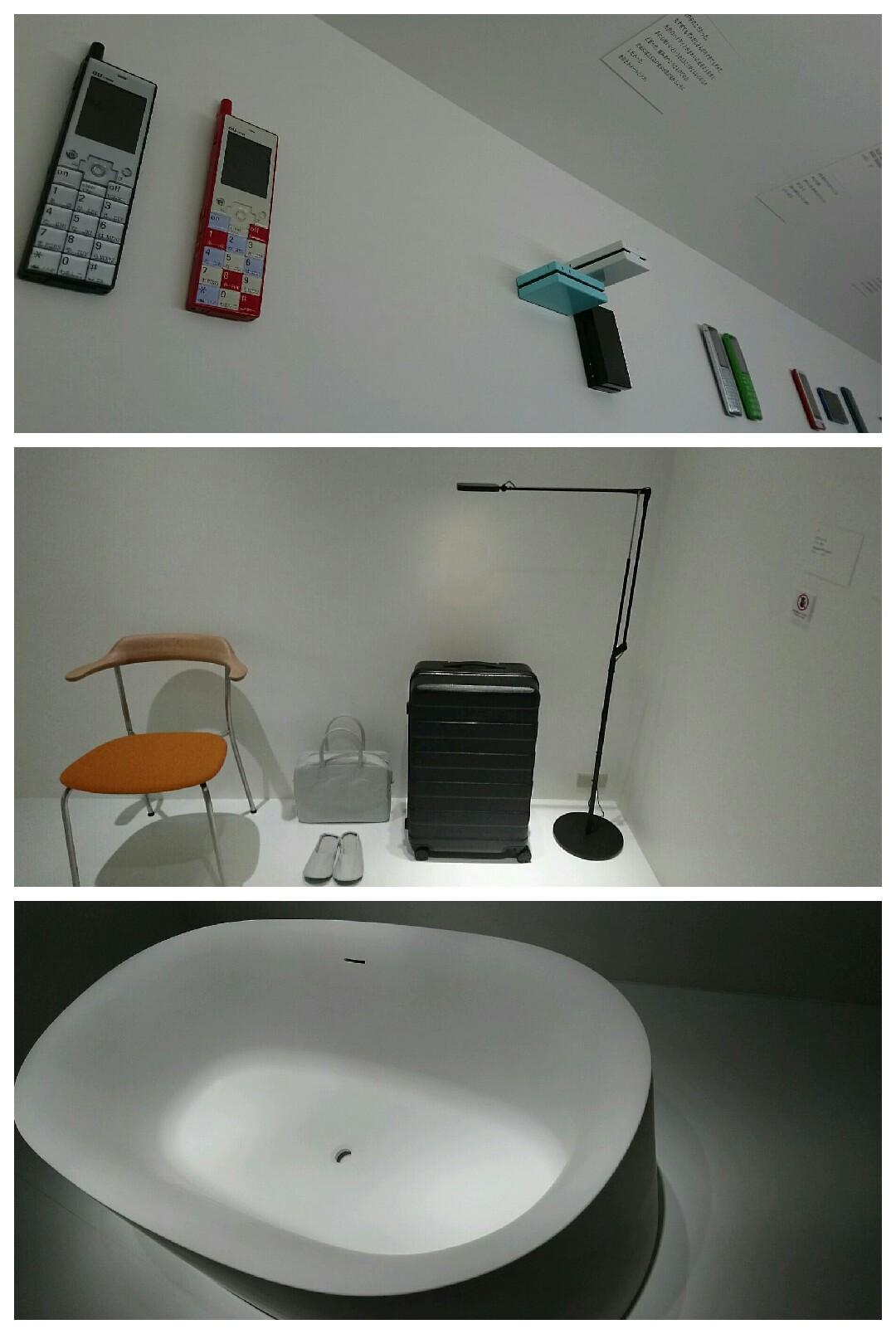 深澤直人がデザインする生活の周辺展「AMBIENT」