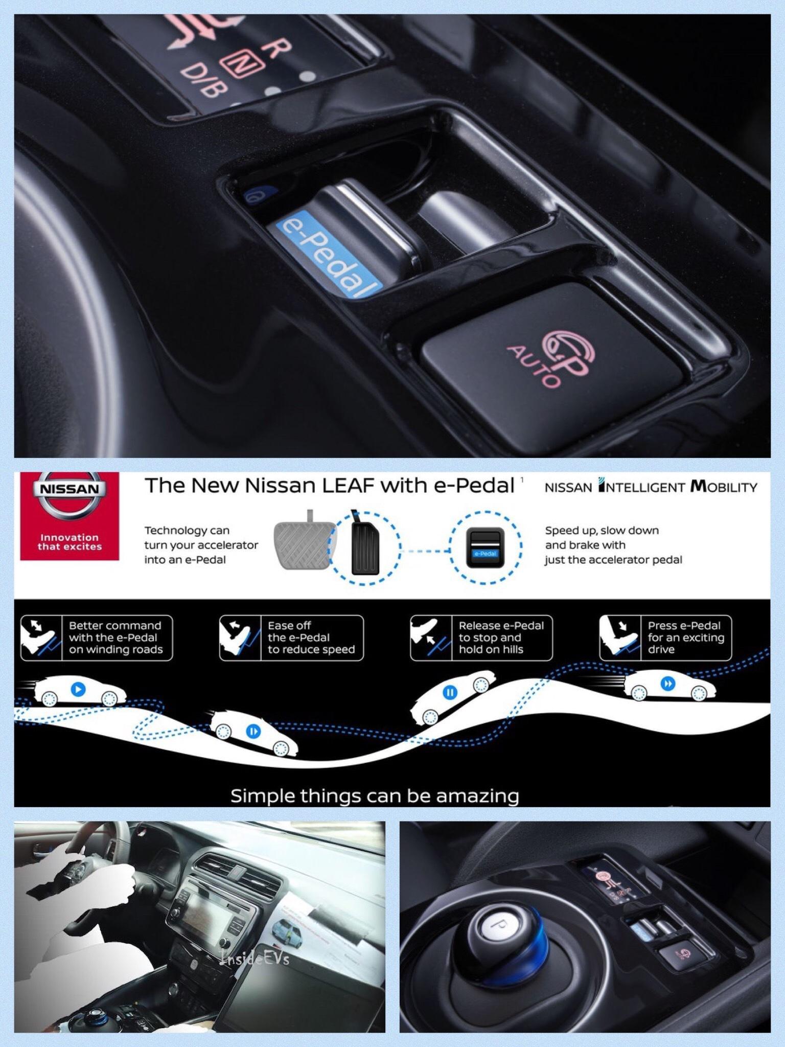 日産新型リーフ EV e-Pedal搭載 ツートンカラー