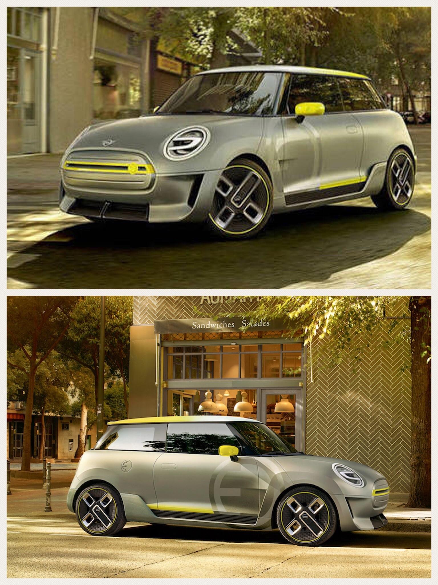 BMW mini electronic 2017
