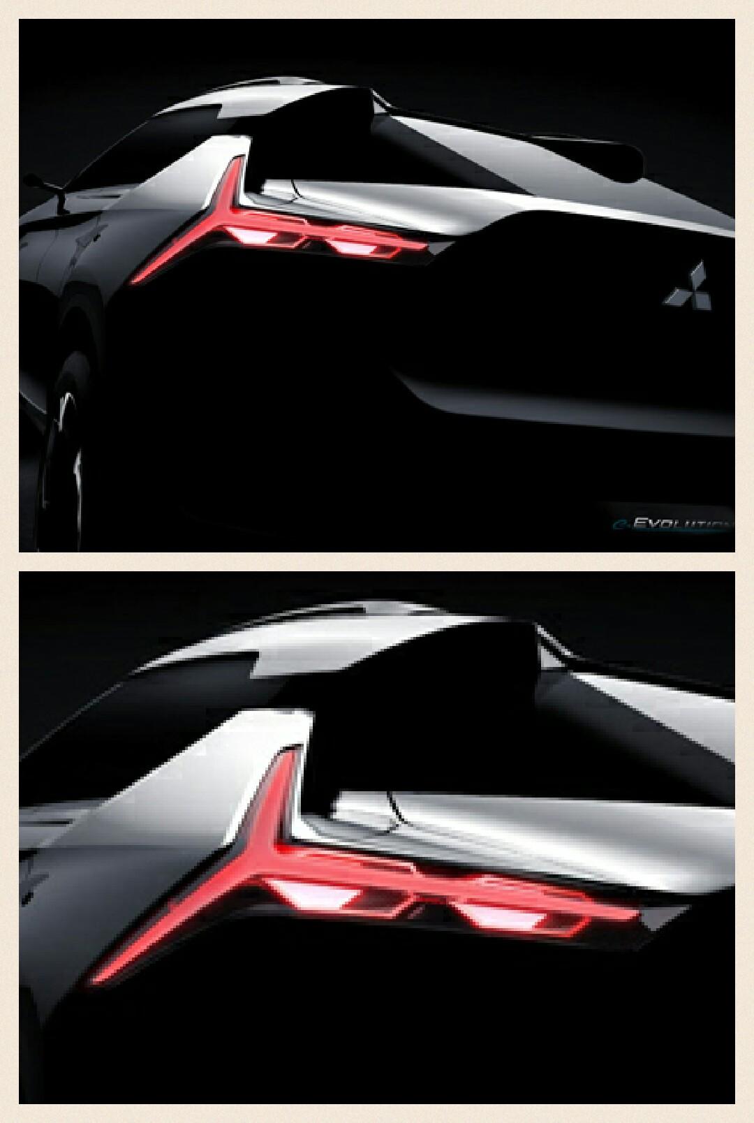 三菱 EV SUV e-evolution concept MITSUBISHI RVR
