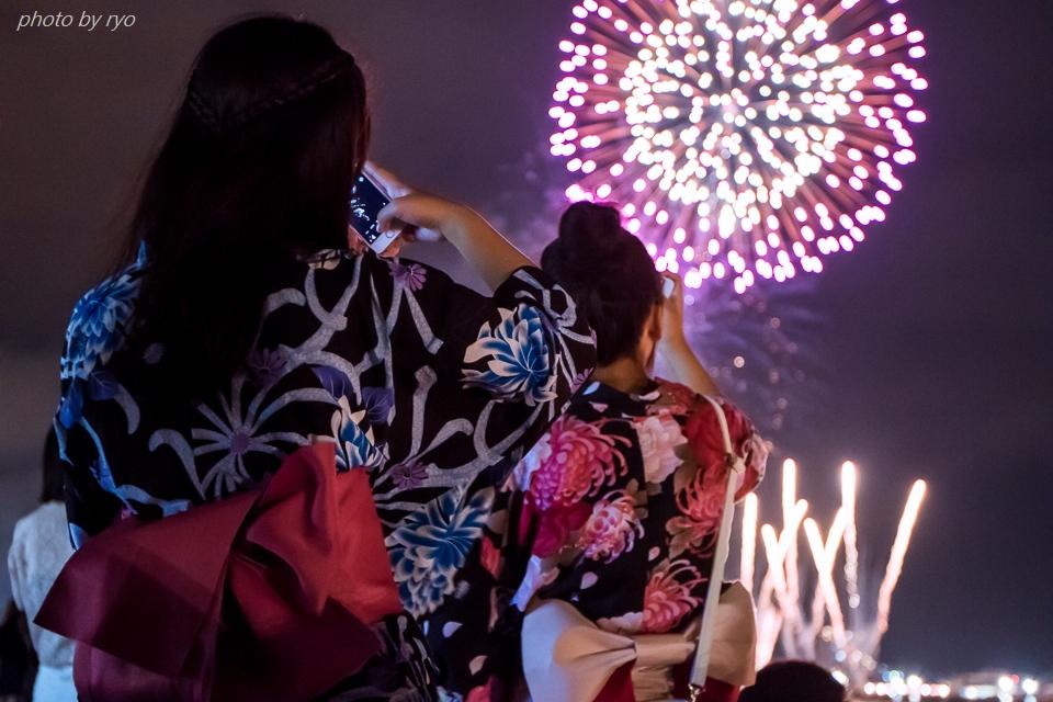 福山夏まつり2017 あしだ川花火大会_3a