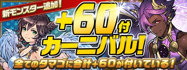 +60付カーニバル
