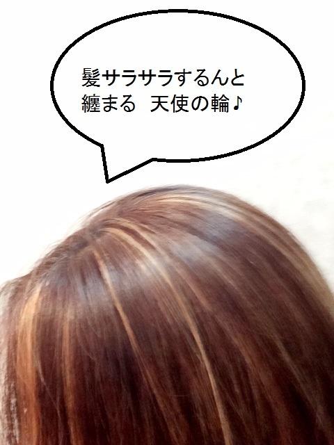 ダブルフラーレンモイスチャーシャンプー&コンディショナーで髪に天使の輪