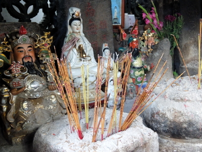 マカオ6166 媽閣廟