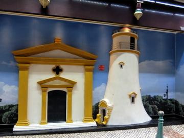 マカオ6169ギア灯台