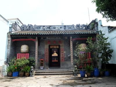 マカオ6231北帝廟