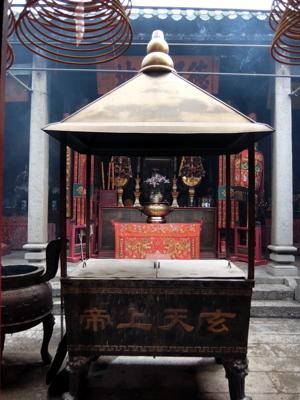 マカオ6232北帝廟