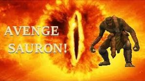 Avenge Sauron!