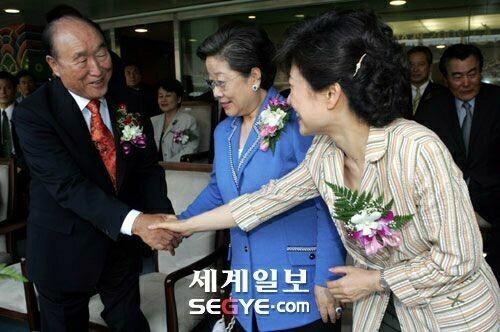 ⑥韓国統一教会【文鮮明】は強姦拉致監禁などで何度も逮捕されていた!橋下も統一教会!