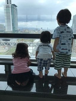 東静岡駅にて