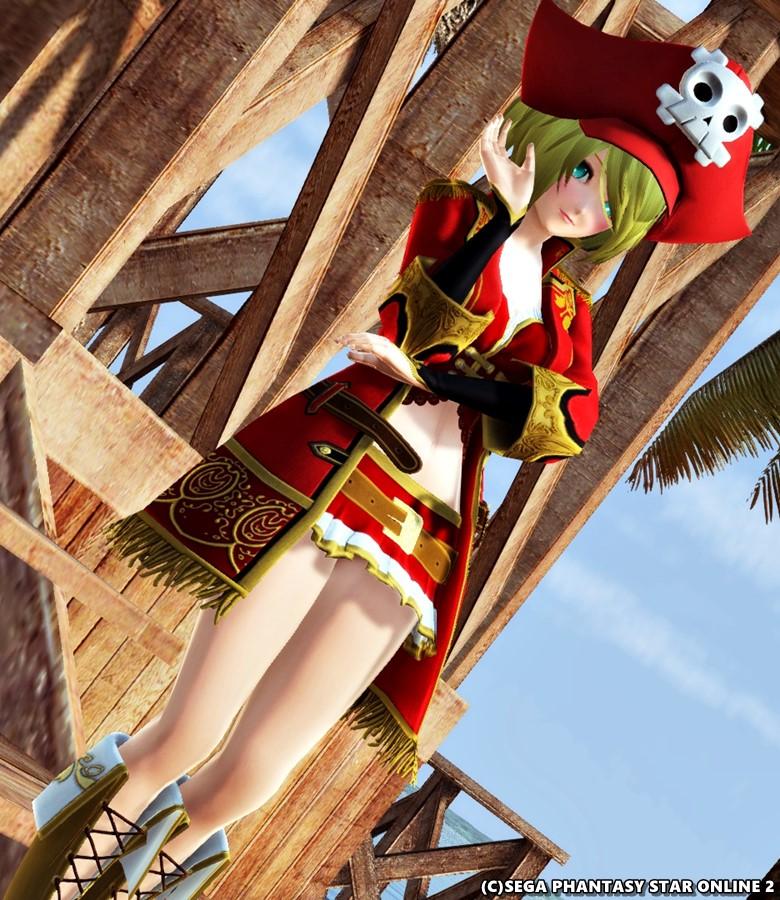 カジュアル海賊クランマリーヌ