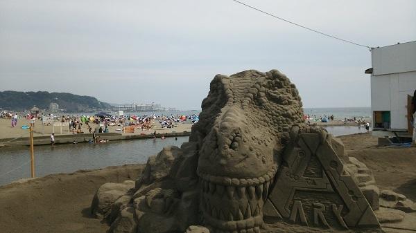 砂の像(ゴジラ)