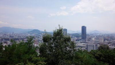 04_二葉山展望