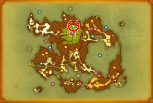 【ドラクエ11】 クエスト『王子のミラクル強兵計画』 「ゾンナルの樹の枝」の入手場所 【DQ11 攻略】