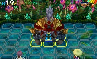 【世界樹と不思議のダンジョン2 攻略】 第4迷宮 巨植の樹海 D.O.E ボス「猿王魔」の情報など 【セカダン2】