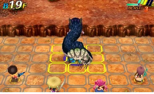 【世界樹と不思議のダンジョン2 攻略】 第5迷宮 渇きの砂丘 D.O.E ボス「サッピアオルコン」の情報など 【セカダン2】