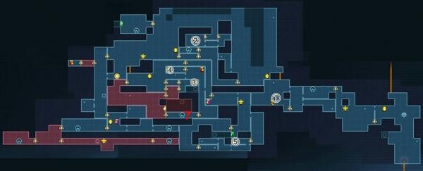 【メトロイド サムスリターンズ】 エリア2 マップと攻略 【Metroid Samus Returns】