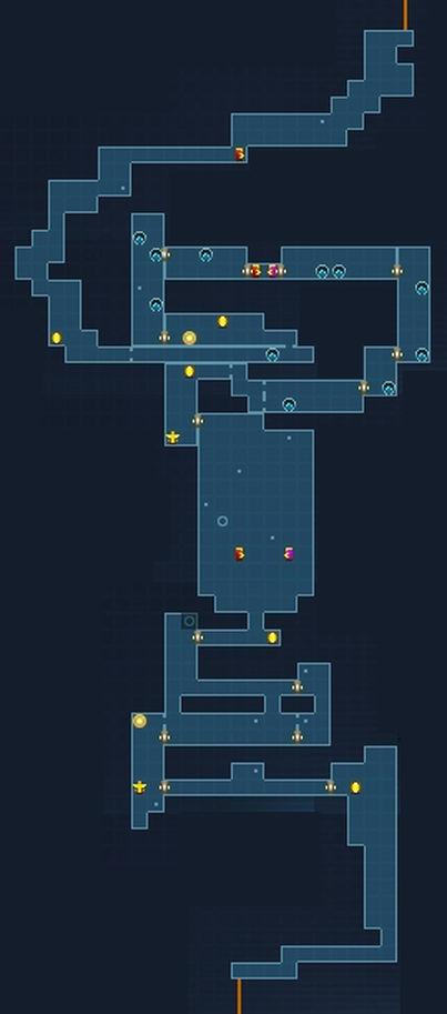 【メトロイド サムスリターンズ】 エリア8 マップと攻略 クイーンメトロイド戦 【Metroid Samus Returns】