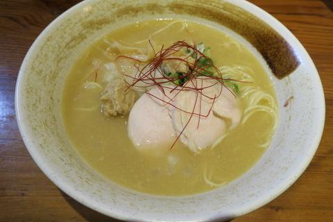 小町(濃厚鶏白湯そば)