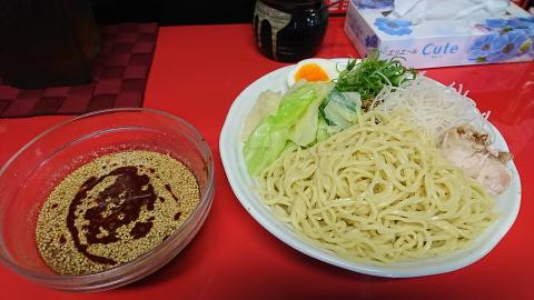 壱麺(ちりめんダシつけ麺)