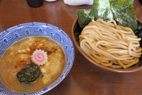 次念序(つけ麺)