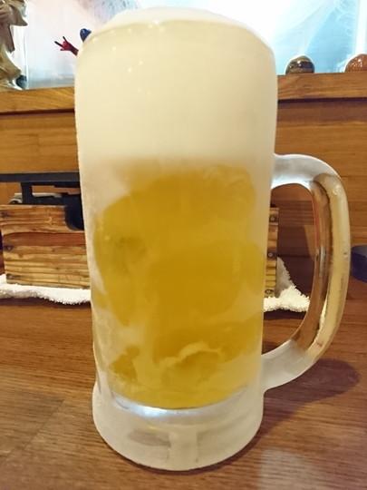 生ビール(356.4円)
