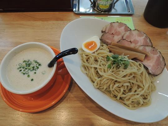ドリームつけ麺(中)2玉300g(1000円)