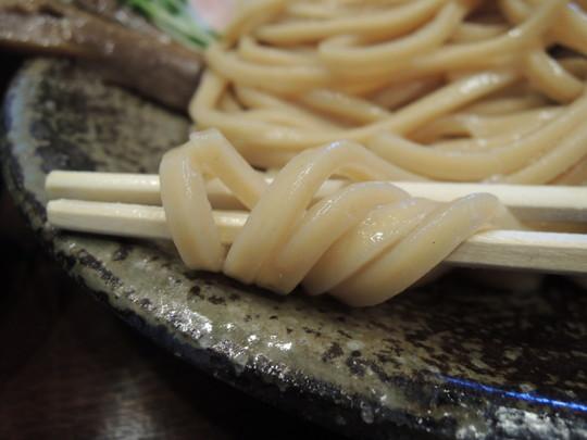 つけそば(大盛)の麺