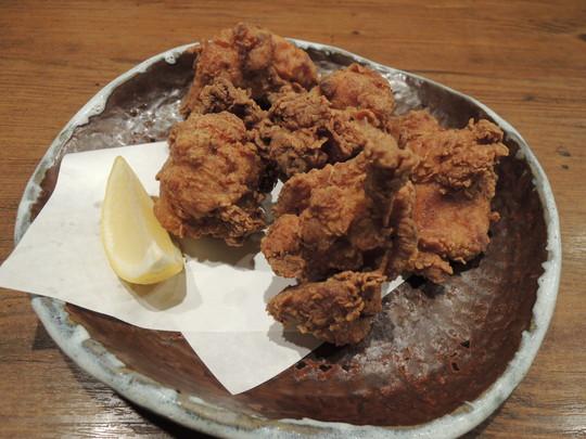 鶏の唐揚(538.92円)