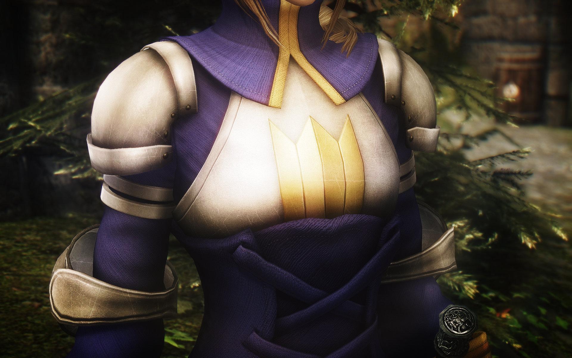 FFTactics Agrias Armor