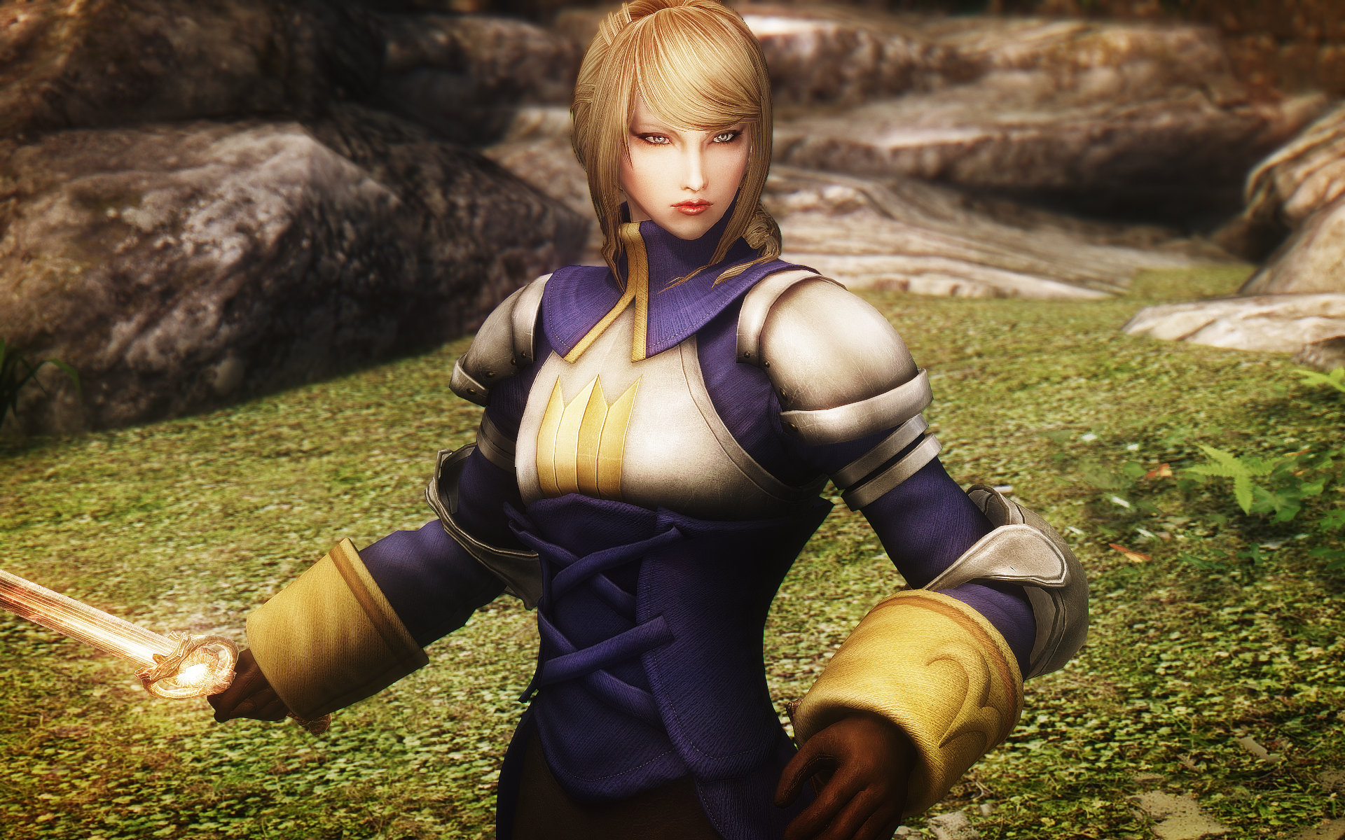 FFTactics Agrias Outfit