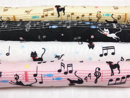 猫と音符1