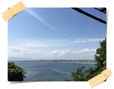 5月江の島6