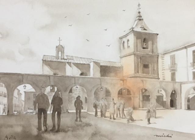 Hアビラ広場