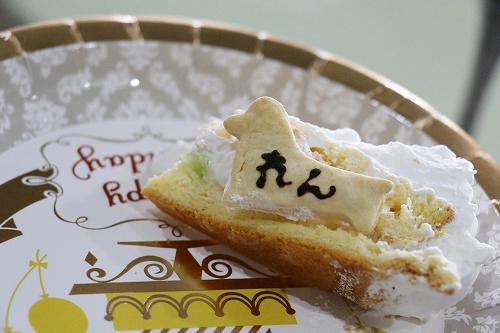 れんたんのケーキ