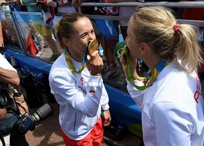 ポーランド リオ五輪金W2X World Rowing