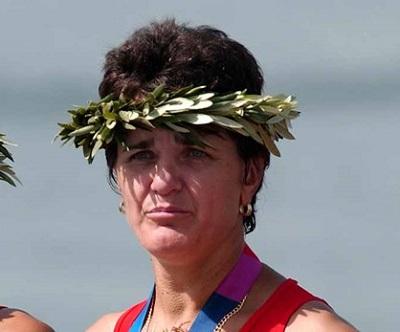 エリザベータ・リパ World Rowing