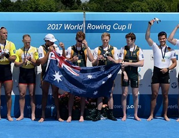 australia 2017 world cup2 World Rowing