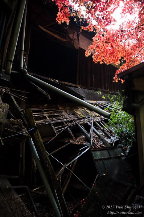 【廃墟写真】K医院_母屋外観その2