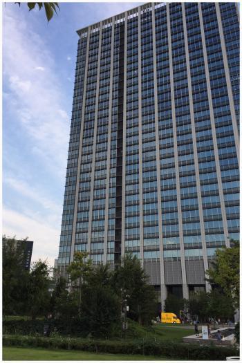 2017 8月品川シーサイドテラス (1)