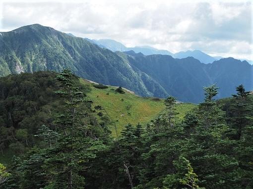 三伏山から展望